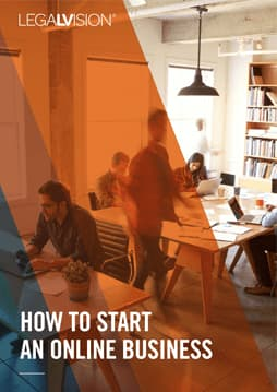 Publication cover - How to Start an Online Business
