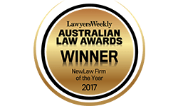 2017 NewLaw Firm of the Year