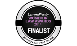 2017 Diversity Law Firm of the Year