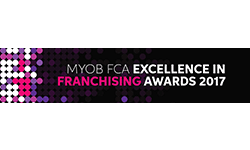 MYOB FCA Excellence in Franchising Awards