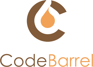 Code Barrel logo
