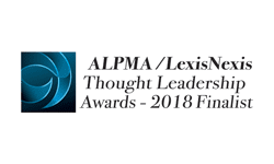 2018 ALPMA Thought Leadership Awards