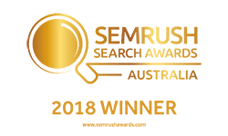 2018 SEMRush Search Awards