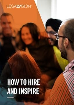Publication cover - How to Hire & Inspire Guide