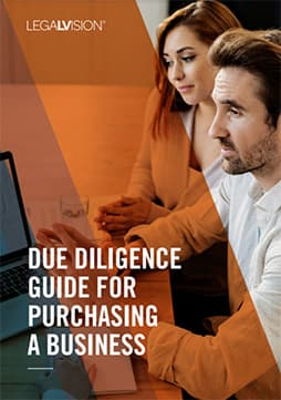 Publication cover - Due Diligence Guide For Purchasing A Business